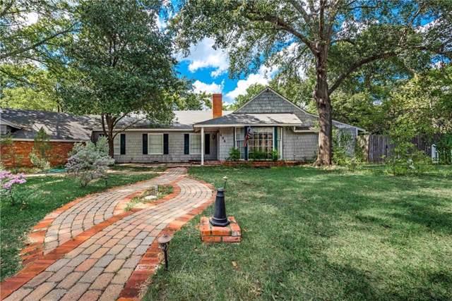 404 Dobbins Road, Corsicana, TX 75110 (MLS #14178380) :: RE/MAX Landmark