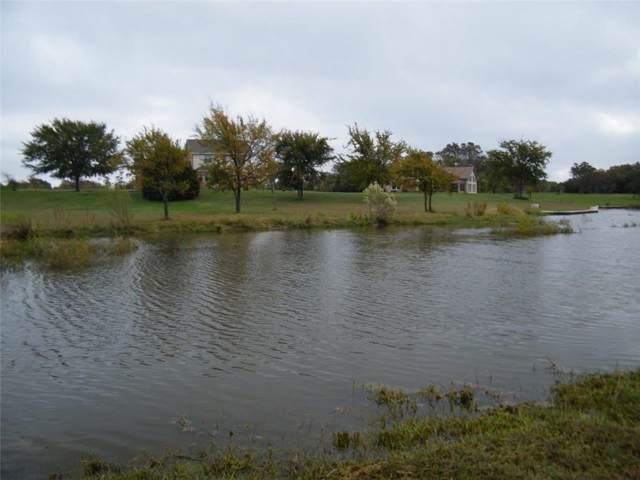 Lot B2 Pecan Point, Kerens, TX 75144 (MLS #14178387) :: Team Hodnett