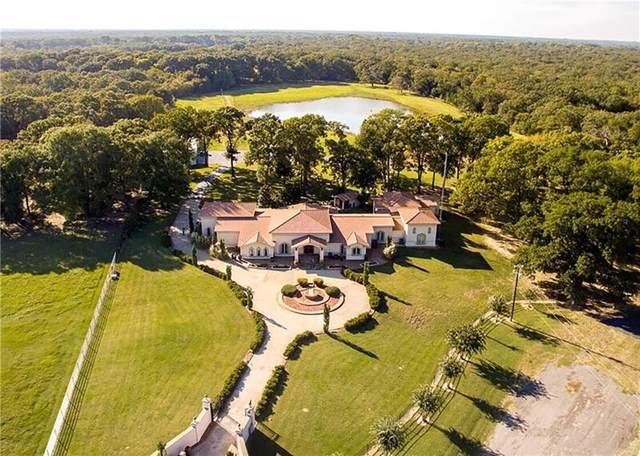 250 County Road 1788, Yantis, TX 75497 (MLS #14178388) :: Robbins Real Estate Group