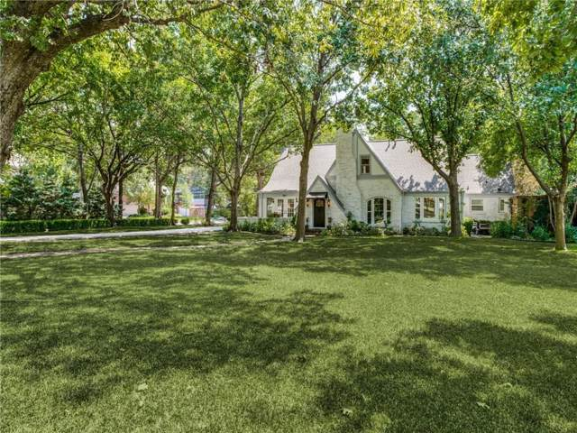 8184 Santa Clara Drive, Dallas, TX 75218 (MLS #14178409) :: Robbins Real Estate Group