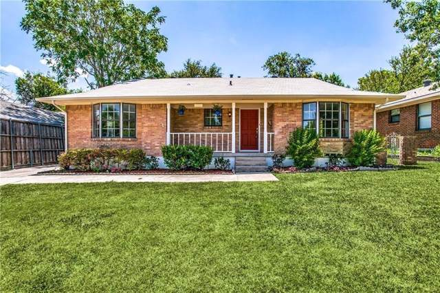 10656 Longmeadow Drive, Dallas, TX 75238 (MLS #14178448) :: Robbins Real Estate Group
