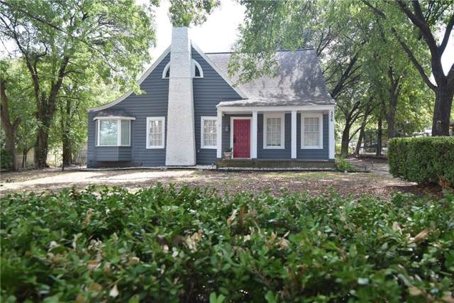506 Craig Street, Hillsboro, TX 76645 (MLS #14178449) :: RE/MAX Town & Country