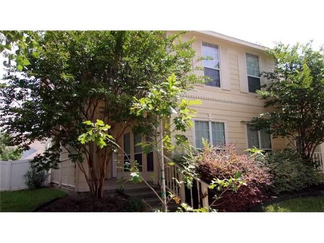 1720 Forsythe Drive, Savannah, TX 76227 (MLS #14178455) :: Real Estate By Design