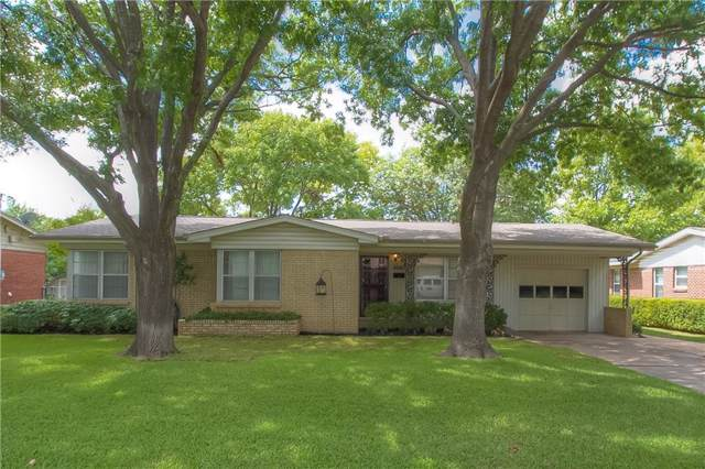4940 Rector Avenue, Fort Worth, TX 76133 (MLS #14178458) :: The Heyl Group at Keller Williams