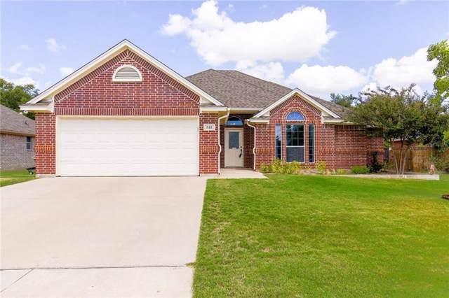 512 Westgate Drive, Aledo, TX 76008 (MLS #14178459) :: Kimberly Davis & Associates