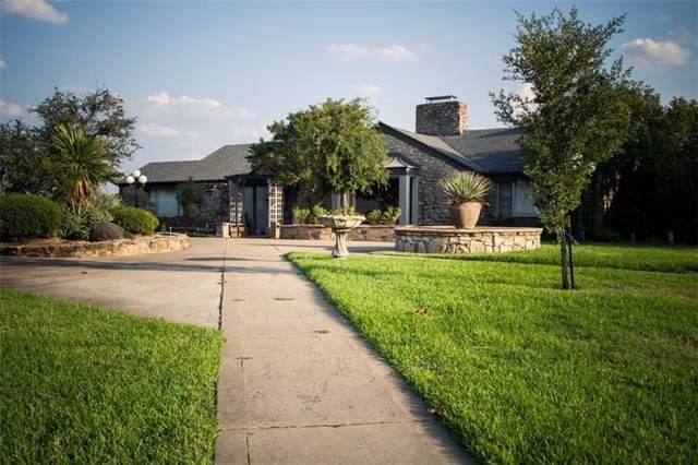 8601 Jacksboro Highway, Lakeside, TX 76135 (MLS #14178467) :: The Heyl Group at Keller Williams