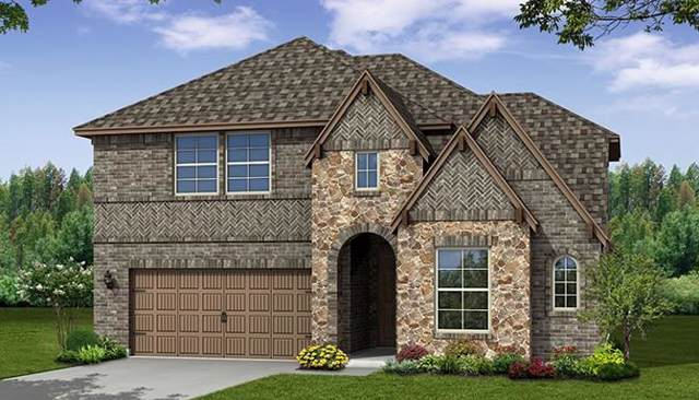 5229 Tuskegee Trail, Mckinney, TX 75070 (MLS #14178477) :: The Real Estate Station