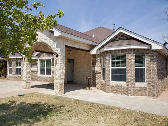 1513 S Marshall Street, Midland, TX 79701 (MLS #14178501) :: RE/MAX Town & Country