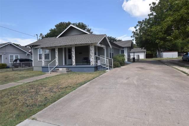 609 E Elm Street, Hillsboro, TX 76645 (MLS #14178505) :: The Tierny Jordan Network