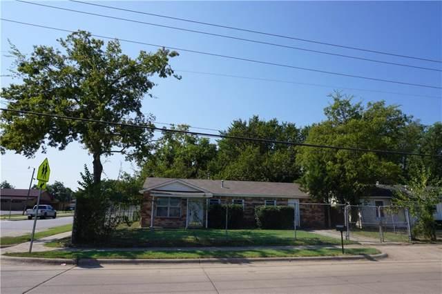 4628 Eastland Street, Fort Worth, TX 76119 (MLS #14178509) :: Kimberly Davis & Associates