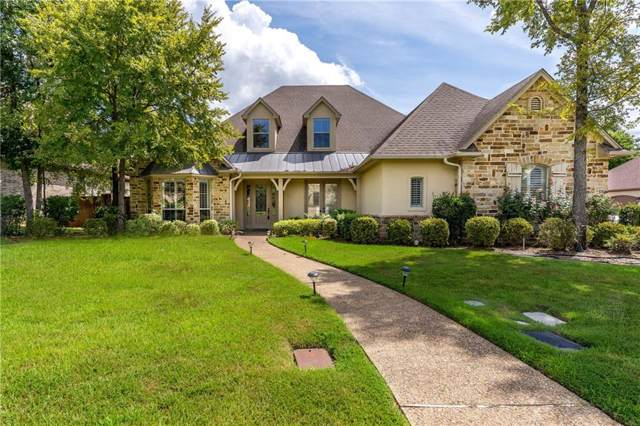 1018 Riverwood Drive, Longview, TX 75604 (MLS #14178516) :: Lynn Wilson with Keller Williams DFW/Southlake