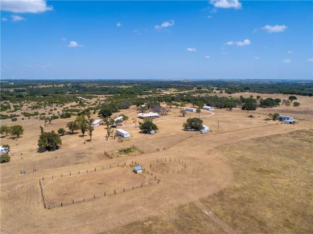 Route 4 Cr 261, Comanche, TX 76442 (MLS #14178518) :: RE/MAX Town & Country
