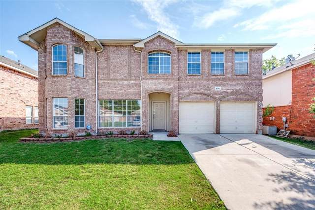 6735 Meadowcrest Drive, Arlington, TX 76002 (MLS #14178527) :: Tenesha Lusk Realty Group
