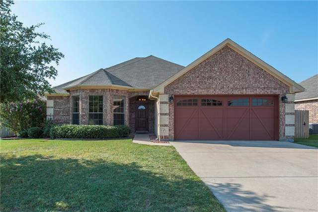 518 Zachary Drive, Weatherford, TX 76087 (MLS #14178539) :: Lynn Wilson with Keller Williams DFW/Southlake