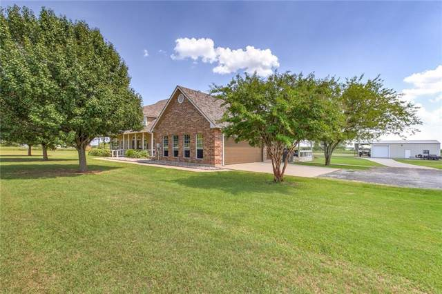 1550 County Road 1107A, Cleburne, TX 76031 (MLS #14178571) :: The Heyl Group at Keller Williams