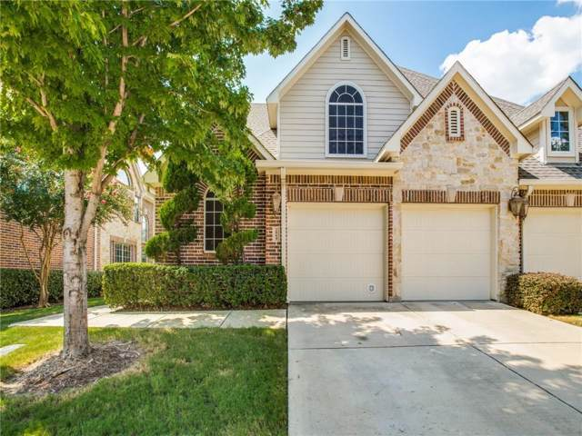 2964 Sicily Way #1101, Lewisville, TX 75067 (MLS #14178581) :: Hargrove Realty Group