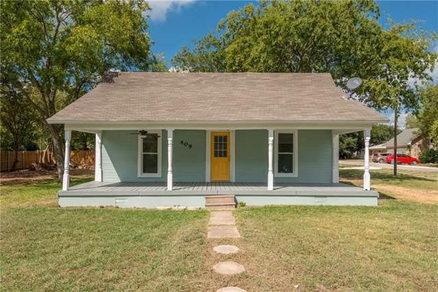 409 N Sparks Street, Alvarado, TX 76009 (MLS #14178586) :: Potts Realty Group