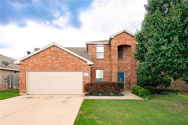 521 Braewick Drive, Fort Worth, TX 76131 (MLS #14178590) :: RE/MAX Town & Country