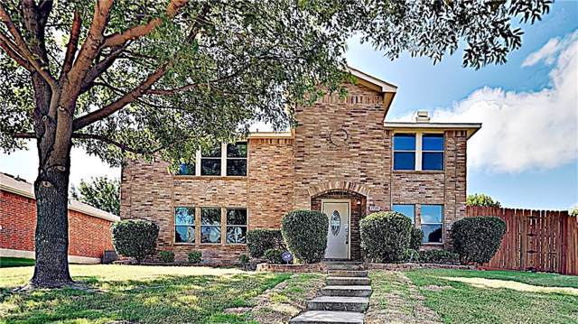 1735 Hickory Creek Lane, Rockwall, TX 75032 (MLS #14178593) :: Lynn Wilson with Keller Williams DFW/Southlake