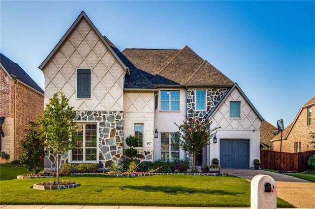 1527 Winthrop Drive, Allen, TX 75013 (MLS #14178637) :: Kimberly Davis & Associates