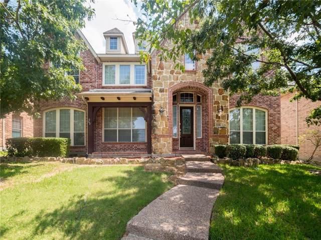 6616 Shadow Rock Drive, Plano, TX 75024 (MLS #14178660) :: Kimberly Davis & Associates