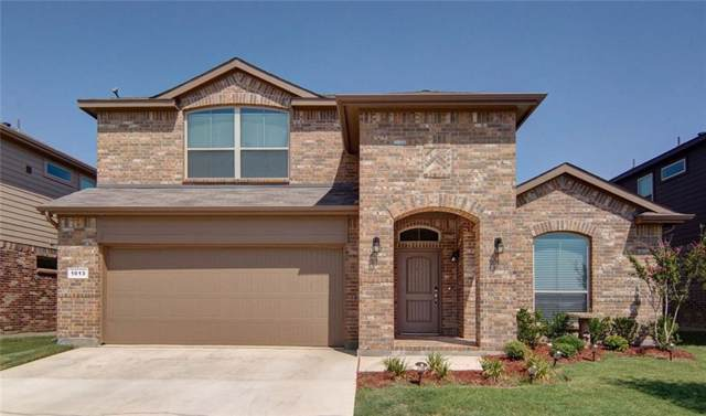 1013 Cushing, Fort Worth, TX 76177 (MLS #14178664) :: Real Estate By Design