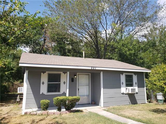 2210 Anderson Street, Greenville, TX 75401 (MLS #14178694) :: The Real Estate Station