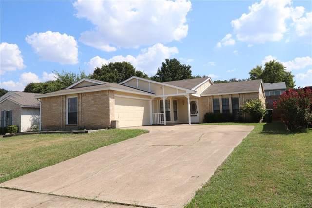 4221 Iola Avenue, The Colony, TX 75056 (MLS #14178766) :: Team Hodnett