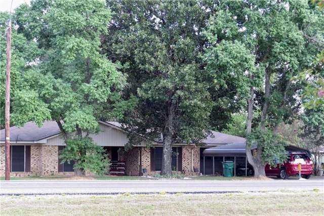 534 Post Oak Road, Fairfield, TX 75840 (MLS #14178799) :: The Heyl Group at Keller Williams