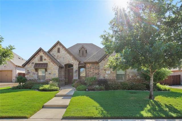 6504 Stone Creek Drive, North Richland Hills, TX 76182 (MLS #14178849) :: The Real Estate Station