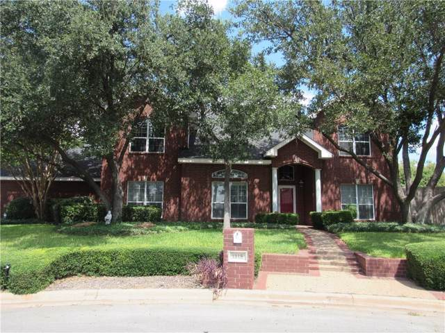 1518 Clearwater Court, Abilene, TX 79602 (MLS #14178860) :: The Good Home Team