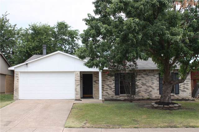 739 Wandering Way Drive, Allen, TX 75002 (MLS #14178873) :: The Good Home Team