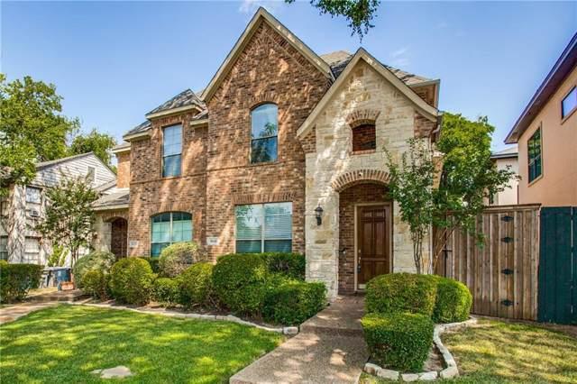 5641 Ellsworth Avenue, Dallas, TX 75206 (MLS #14178924) :: HergGroup Dallas-Fort Worth
