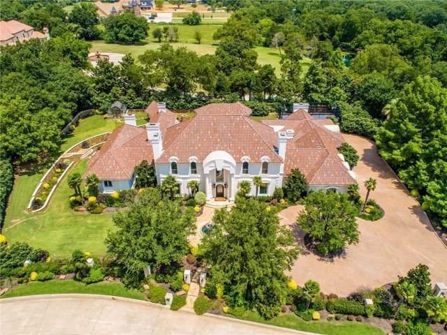 698 Garden Court, Southlake, TX 76092 (MLS #14178937) :: Real Estate By Design