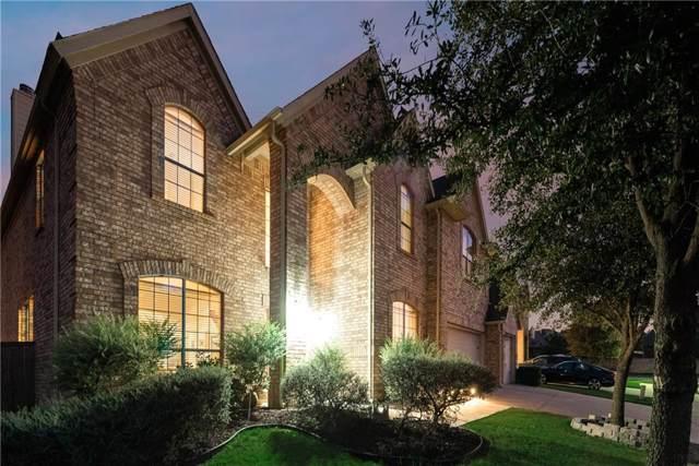 1202 Hayfield Street, Roanoke, TX 76262 (MLS #14178995) :: The Heyl Group at Keller Williams