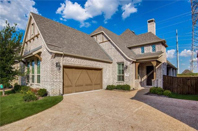 633 Royal Minister Boulevard, Lewisville, TX 75056 (MLS #14179009) :: Real Estate By Design