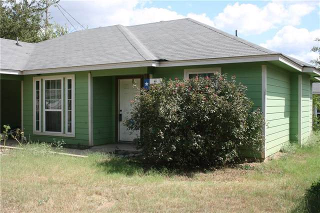 500 Central Avenue, Rio Vista, TX 76093 (MLS #14179048) :: The Heyl Group at Keller Williams