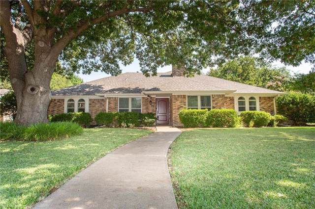 3324 Treehouse Lane, Plano, TX 75023 (MLS #14179097) :: Kimberly Davis & Associates