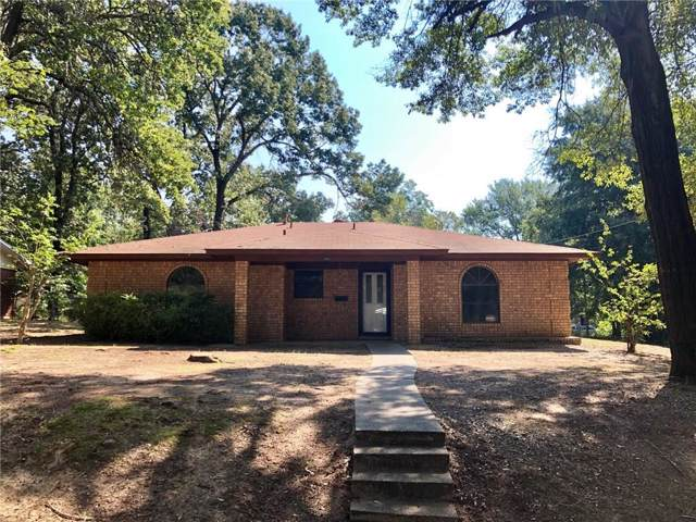 3802 Elizabeth, Texarkana, TX 75501 (MLS #14179106) :: RE/MAX Town & Country