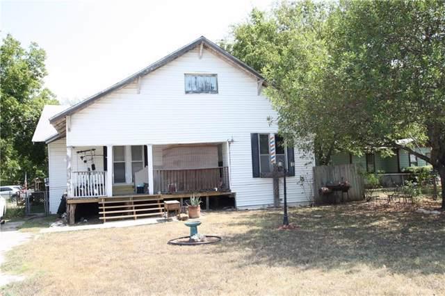 105 Bauder Street, Waxahachie, TX 75165 (MLS #14179115) :: Lynn Wilson with Keller Williams DFW/Southlake