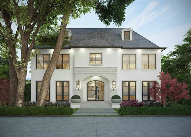 3311 Beverly Drive, Highland Park, TX 75205 (MLS #14179196) :: RE/MAX Landmark