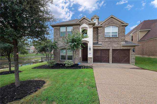 2735 Fountain View Boulevard, Cedar Hill, TX 75104 (MLS #14179199) :: The Chad Smith Team