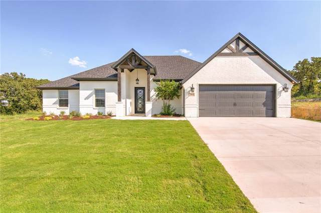 2561 Bunker Hill Drive, Burleson, TX 76028 (MLS #14179250) :: The Chad Smith Team