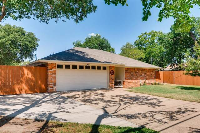 525 Tipton Road, Irving, TX 75060 (MLS #14179256) :: Kimberly Davis & Associates