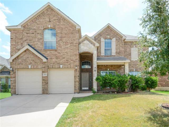 8336 Indian Bluff Trail, Fort Worth, TX 76131 (MLS #14179294) :: RE/MAX Town & Country