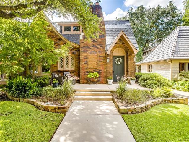 2213 Hawthorne Avenue, Fort Worth, TX 76110 (MLS #14179337) :: The Mitchell Group