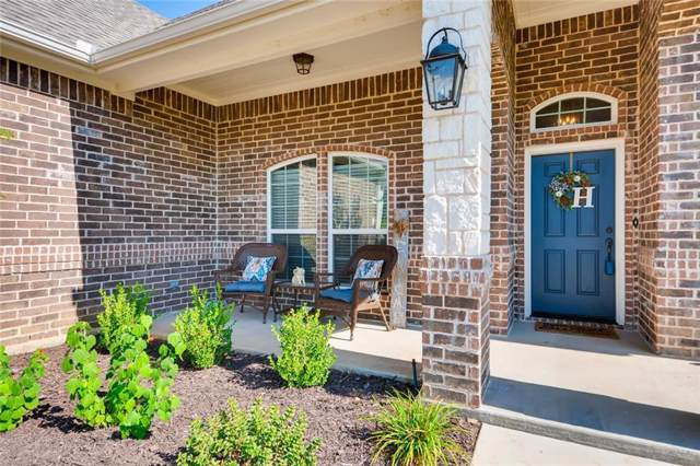 500 Woodland Park Drive, Boyd, TX 76023 (MLS #14179386) :: RE/MAX Town & Country