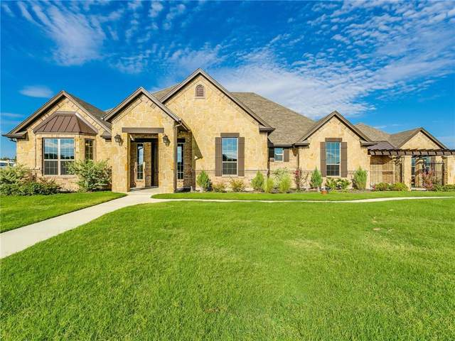 170 Palomino Court, Cresson, TX 76035 (MLS #14179391) :: The Chad Smith Team