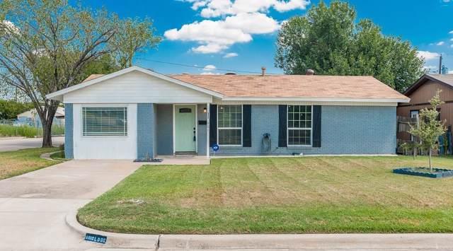 601 Globe Avenue, Blue Mound, TX 76131 (MLS #14179423) :: Ann Carr Real Estate