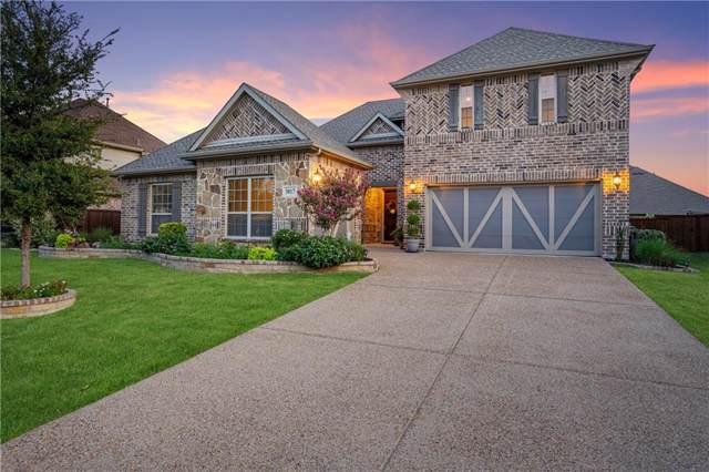 3017 Francesca Drive, Wylie, TX 75098 (MLS #14179435) :: Tenesha Lusk Realty Group